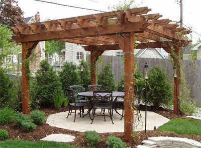 - What Is A Pergola?