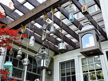 My 5 Favorite Pergola Decorations