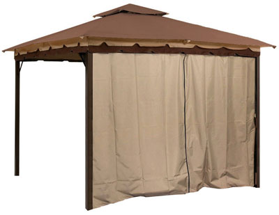 Privacy Panel for Gazebos and Pergolas